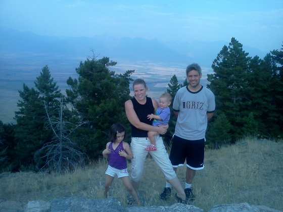 The Family in Montana